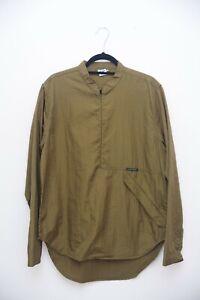 Garbstore - Khaki Green - Overhead Overshirt - Size XL - Pre-Owned
