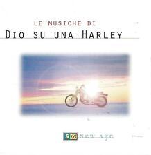 CD album - le musiche di DIO SU UNA HARLEY - RAMA  RAVI new age