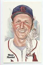BEAUTIFUL STAN MUSIAL Unsigned Perez Steele POST CARD