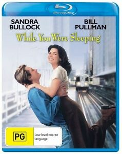 While You Were Sleeping (Blu-ray) Sandra Bullock Bill Pullman. NEW/SEALED