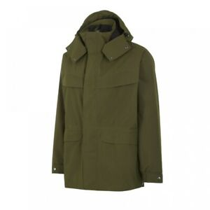 Keela Lomond Country Jacket Olive Mens Bushcraft/Camping/Fishing RRP 115.00