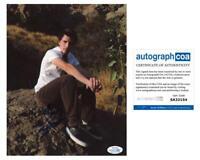 "Josh Hutcherson ""The Hunger Games"" AUTOGRAPH Signed 8x10 Photo B ACOA"