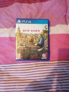 Ubisoft 3307216096665BC Far Cry New Dawn PlayStation 4 Game