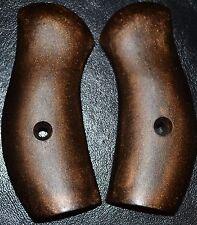 H&R NEF Mod R73, 32 mag Pistol Grips Dark Brown plastic