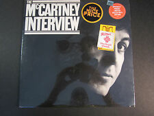 The McCartney Interview, 1980 Columbia PC 36987, sealed LP, Paul ,The Beatles