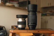 Nikon AF 28-80mm and 70-300mm FX for Nikon D70,80,90,200,300,7000,600,800