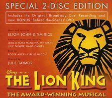 Original Broadway Ca - Lion King: Original Broadway Cast Recording [New CD] Hol