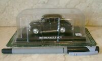 Del Prado 1/43 Renault 4cv 1947 Car Collection Diecast