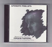 (CD) ANTHONY PHILLIPS - Missing Links 1: Fingertips / Austria Import