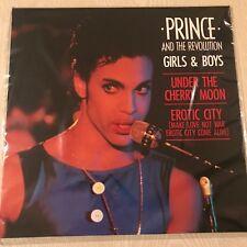 "PRINCE - Girls and Boys - 1985 SEALED 12"" vinyl France original"