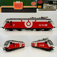 HAG 266 Re 4/4 Re 456 143-7 VHB Menznau für AC OVP C 3201