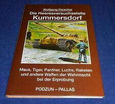 Wolfgang Fleischer - Heeresversuchsstelle Kummersdorf