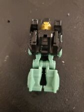 Vtg Transformers G1 1987 Headmasters Skullcruncher GRAX Head robot part weapon