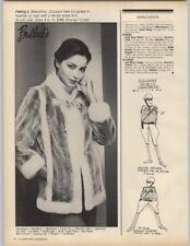Bullock's Department Store - Sherwyn Coats Fake Fur Jacket 1979 Print Ad