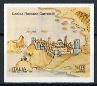 Italy Architecture Stamps 2019 MNH Carratelli Castle Castles Tourism 1v S/A Set