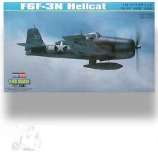 HOBBY BOSS 1/48 GRUMMAN F6F-3N HELLCAT