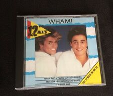 "•••SEALED•••The 12"" Mixes CD-Wham! (George Michael)"