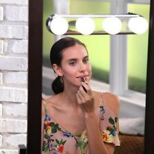 Studio Glow Make Up Light Super Bright Vanity Mirror Portable Light Bulbs edd