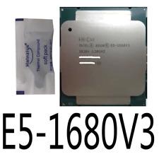 Intel Xeon E5-1680 V3 3.2GHz 8-Core SR20H LGA2011 CPU Processor