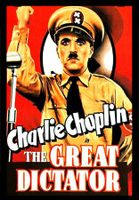 -A3- THE GREAT DICTATOR 1940 MOVIE Film Cinema wall Home Posters Art - #21