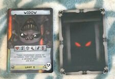 Widow Promo Card The Binding Of Isaac: Four Souls foil