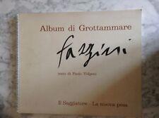 Pericle Fazzini Album di Grottammare anno 1964 Ed. Il Saggiatore