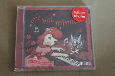 Red Hot Chili Peppers - One Hot Minute CD Polish Stickers