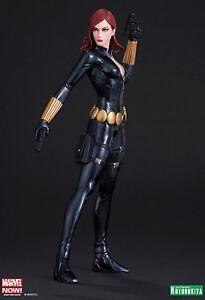 Kotobukiya Avengers Now Black Widow ArtFX+ Statue Marvel NEW SEALED