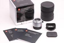 Leica Summicron-M 2/35 mm ASPH. silbern verchromt