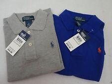 Two Boy's Polo  Ralph Lauren Polo  Shirts size 4