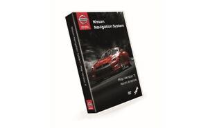 2011 Nissan Altima Navigation Disc Map Update