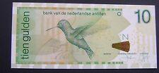 Nederlandse Antillen Netherlands Antilles 10 gulden 2003  1-12-2003 P. 28-C UNC
