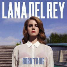 Lana Del Rey - Born To Die NEW CD