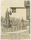 Antique Print-CHEAPSIDE CROSS-MARIA DE MEDICI-HISTORY-Smith-1792