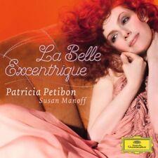 """CD NEUF SOUS BLISTER """"LA BELLE EXCENTRIQUE"""" P. PETIBON - ENVOI SUIVI GRATUIT"""
