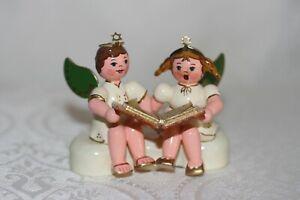 Hubrig Engelspaar Weihnachtsgeschichten  6,5 cm