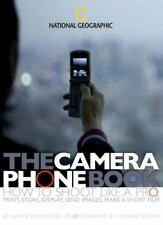 The Camera Phone Book: How to Shoot Like a Pro, Print, Store, Display,-ExLibrary