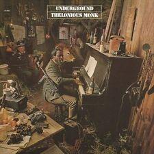 Thelonious Monk 33 RPM Speed Vinyl Records Jazz