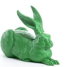 Albrecht Dürer Feld Hase (Young Hare) gelbgrün, Ottmar Hörl Original