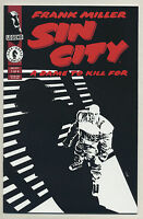 Sin City A Dame to Kill For 1 1993 1st Appearance Dwight Frank Miller Dark Horse
