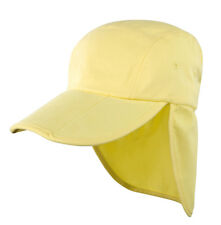Result Headwear Fold-up Legionnaires Cap Sun Protect Neck Flap Caps Unisex RC76X