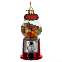 Kurt Adler Candy Shop Gumball Machine Christmas Tree Holiday Decor Ornament
