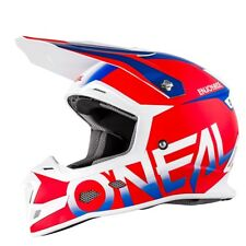 CASCO O`NEAL MX 5SERIES HELMET BLOCKER RED/BLUE TAGLIA S (55/56CM) modello 2018