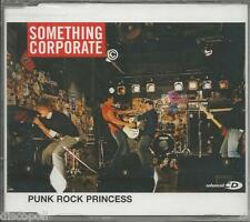 SOMETHING CORPORATE - Punk rock princess - CDs SEALED