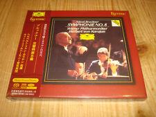 Bruckner Symphony # 8 KARAJAN Audiophile DGG ESOTERIC SACD ESSG-90181 NEW SEALED