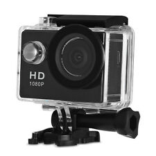 A9 HD 1080P MJPEG 2 inch LCD IP68 30m Waterproof Sports Action Camera