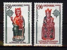 Andorra frz.258/59 Europa postfrisch