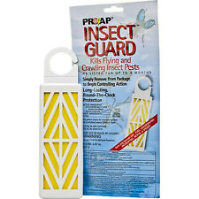 ProZap Insect Guard 80 gram ( case of 12 ) Flies Mosquitoes Gnats Moths Spiders