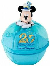 New listing Tokyo Disney Sea 20th Anniversary Mickey Mouse Plush Toy Container Aquasphere