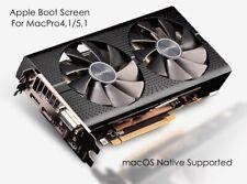 Sapphire AMD Apple Radeon RX580 8GB Graphics Video Card Mac Pro 4,1/5,1 *10.15